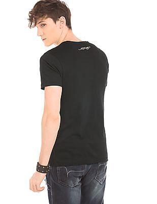 Ed Hardy Embellished Regular-Fit T-Shirt
