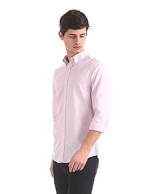 Gant Tech Prep Royal Slim Button Down Shirt