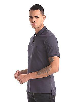 Ruf & Tuf Short Sleeve Ultimate Double Tuck Pique Polo Shirt