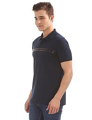 Arrow Newyork Regular Fit Jersey Polo Shirt
