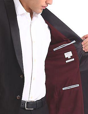 Arrow Slim Fit Patterned Suit