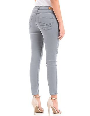 Aeropostale High Rise Ankle Length Jeggings