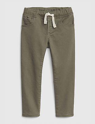 GAP Toddler Boy Superdenim Pull-On Slim Jeans with Fantastiflex