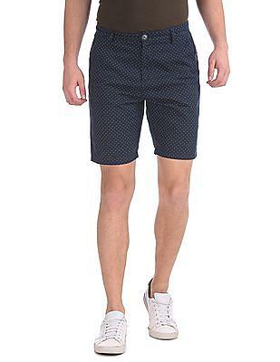 Ruggers Printed Chino Shorts