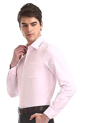 Arrow Slim Fit Cutaway Collar Shirt