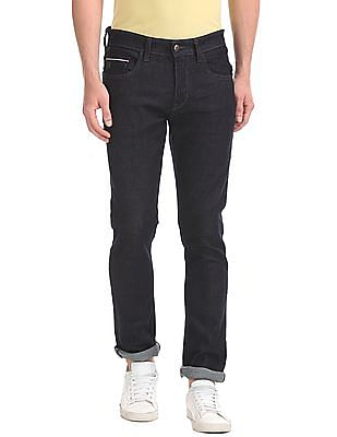U.S. Polo Assn. Denim Co. Slim Straight Fit Rinse Wash Jeans