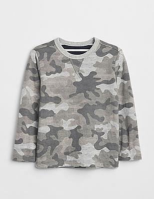 GAP Baby Double-Weave T-Shirt