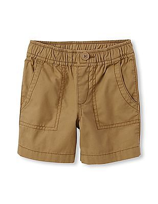 The Children's Place Toddler Boy Pull-On Shorts