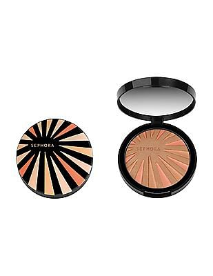 Sephora Collection Shimmering Bronzing Powder - 02 A Trip To Haiti