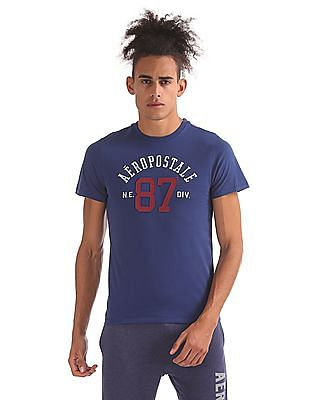 Aeropostale Crew Neck Cotton T-Shirt