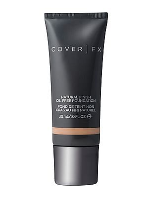 COVER FX Natural Finish Foundation - N40