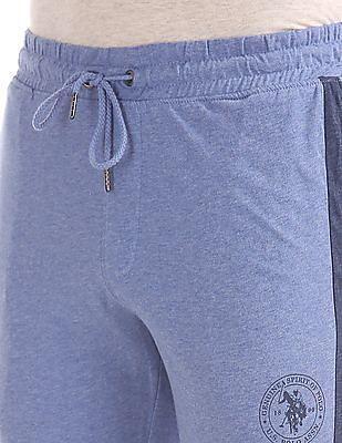 USPA Innerwear Regular Fit Drawstring Waist Track Pants