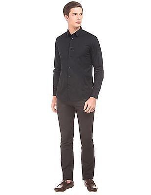 Arrow Newyork French Placket Slim Fit Shirt