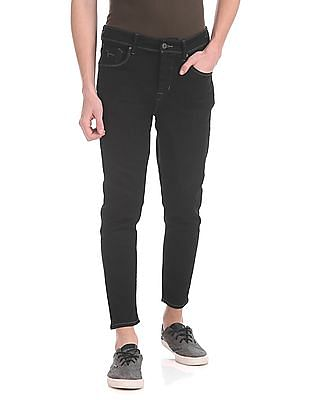 Flying Machine Mankle Slim Fit Rinsed Jeans