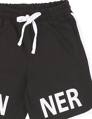 Cherokee Boys Active Varsity Shorts