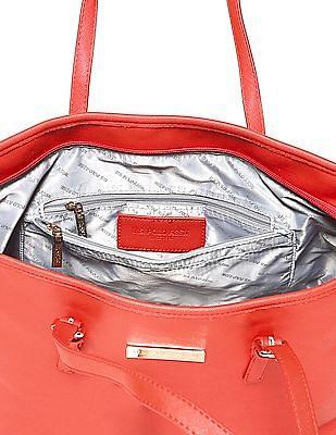 U.S. Polo Assn. Women Solid Tote Bag