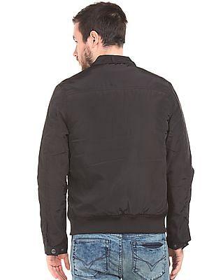Flying Machine Slim Fit Shell Biker Jacket