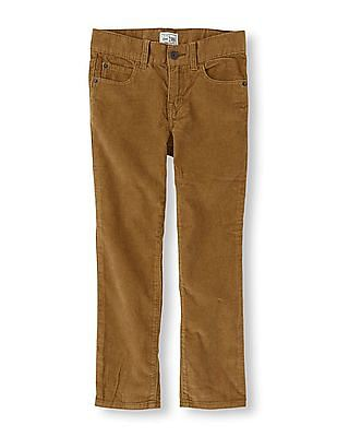 The Children's Place Boys Skinny Corduroy Trousers