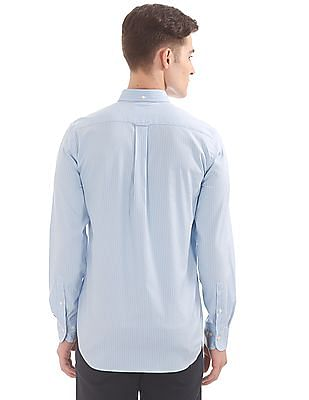Gant Pinpoint Gingham Regular Button Down Shirt