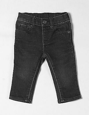 GAP Baby Black Super Skinny Jeans