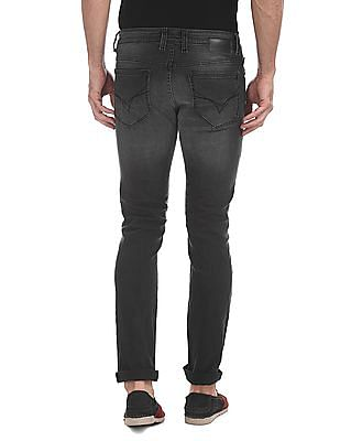 Flying Machine Skinny Fit Low Rise Jeans
