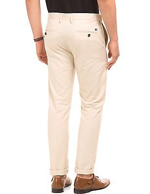 Arrow Sports Solid Water Repellent Trousers