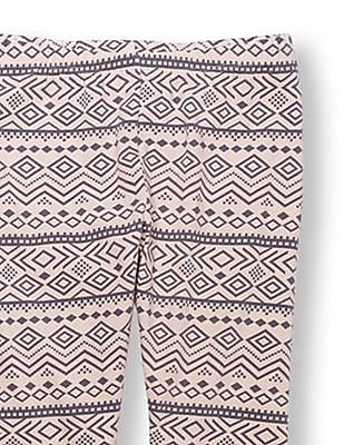 The Children's Place Girls Printed Leggings