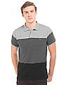 Ruggers Contemporary Fit Striped Polo Shirt