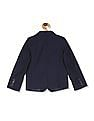 The Children's Place Boys Blue Single-Breasted Blazer