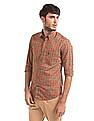 U.S. Polo Assn. Tailored Fit Check Shirt