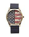 Aeropostale Flag Dial Analogue Watch