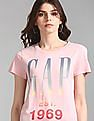 GAP Short Sleeve Logo T-Shirt