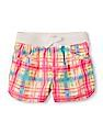 The Children's Place Toddler Girl Rib-Knit Waistband Shorts