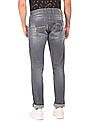 Flying Machine Straight Fit Stone Wash Jeans
