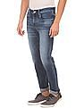 U.S. Polo Assn. Denim Co. Whiskered Skinny Jeans