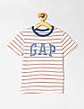 GAP Toddler Boy Logo Short Sleeve T-Shirt
