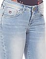 U.S. Polo Assn. Women Stone Wash Skinny Fit Jeans