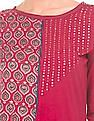 Anahi Printed Panelled Kurta