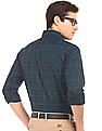 Arrow Check Slim Fit Shirt