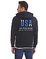 U.S. Polo Assn. Embroidered Hooded Sweatshirt