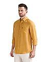 U.S. Polo Assn. Button Down Irish Linen Shirt