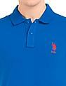 U.S. Polo Assn. Piqued Slim Fit Polo Shirt
