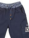Cherokee Boys Ribbed Waistband Cargo Shorts