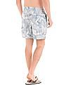 Nautica Abstract Print Quick Dry Shorts