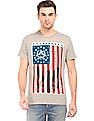 U.S. Polo Assn. Denim Co. Round Neck Muscle Fit T-Shirt