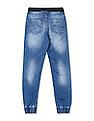 Cherokee Boys Slim Fit Stone Wash Jogger Jeans