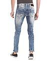 Flying Machine Skinny Fit Ripped Jeans