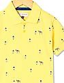 U.S. Polo Assn. Kids Boys Printed Polo Shirt