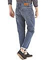 Gant Tapered Fit Stone Wash Jeans