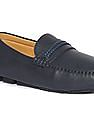 U.S. Polo Assn. Braided Trim Solid Loafers